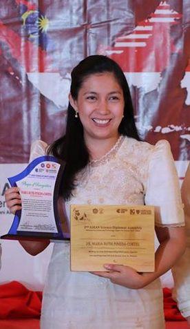 Dr. Maria Ruth B. Pineda-Cortel